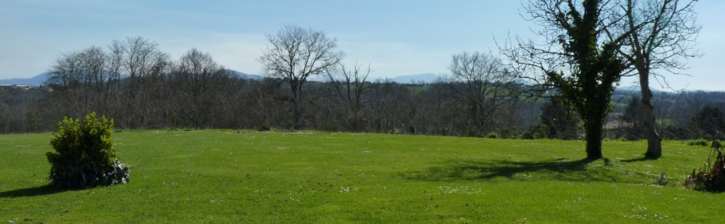 achat vente terrain pays basque